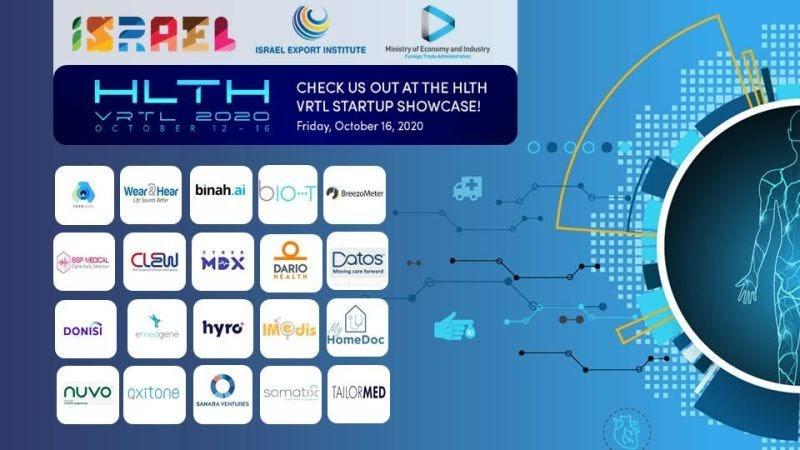 Israel Export Institute Start Up Showcase