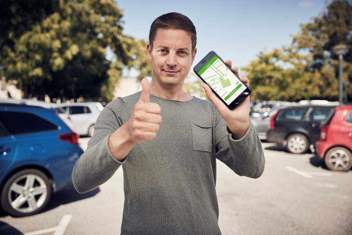 Digitales Parkticket: Kontaktlose Bezahlung via App