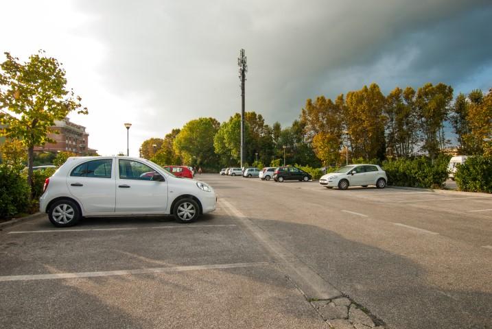 Parkraumbewirtschaftung ohne Schranke - Zugangsmanagement für Parkflächen