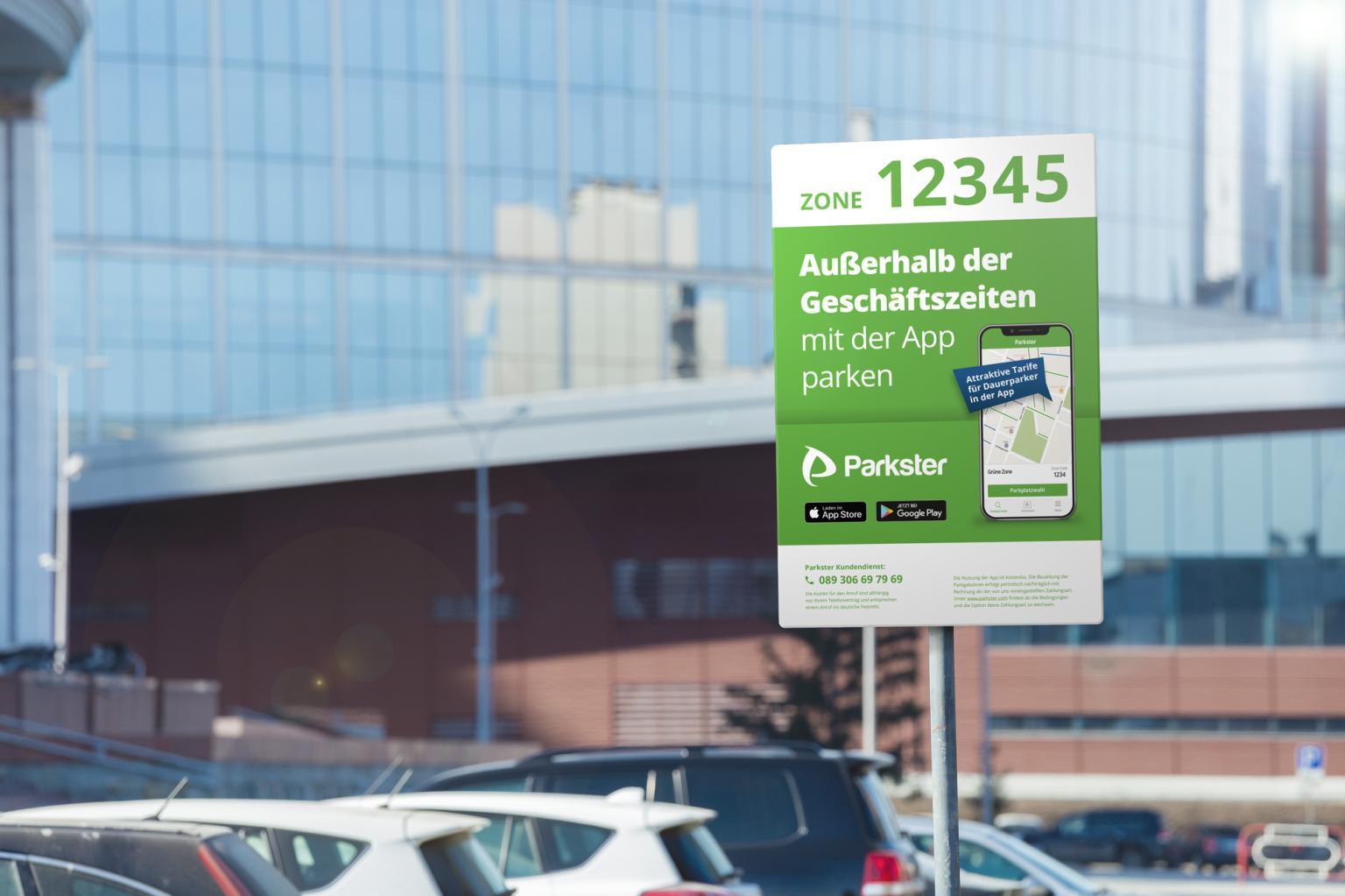 Smart Parking mit Parkster - Parken digital bezahlen: Mit App & Kennzeichenerkennung