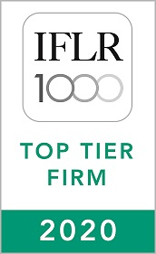 BBA//Fjeldco gets an impressive ranking as a Top Tier Firm.