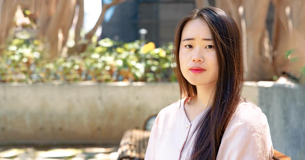 LiNK Advocacy Fellows North Korean Defector Joy