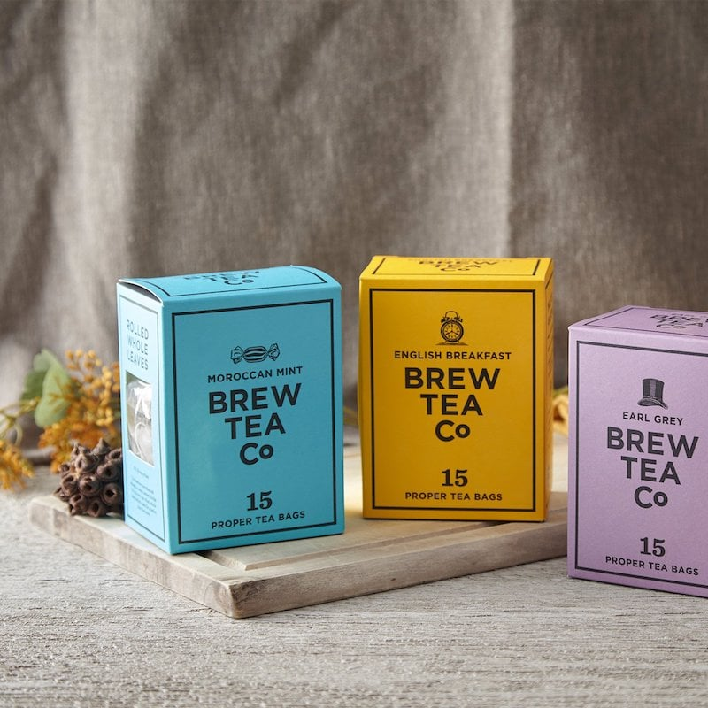 Brew Tea Co. does offers and discounts right