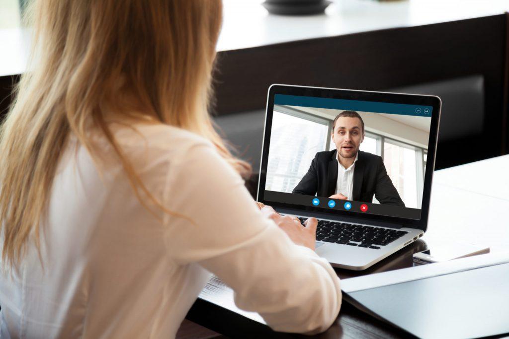 video job interview questions