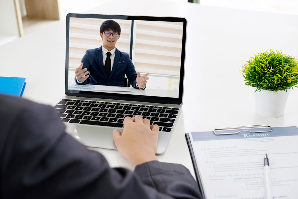 digital interviewing