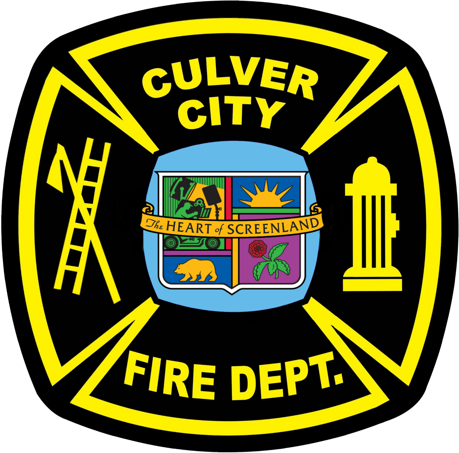 The logo of the city agency promoting this Community Connect program.