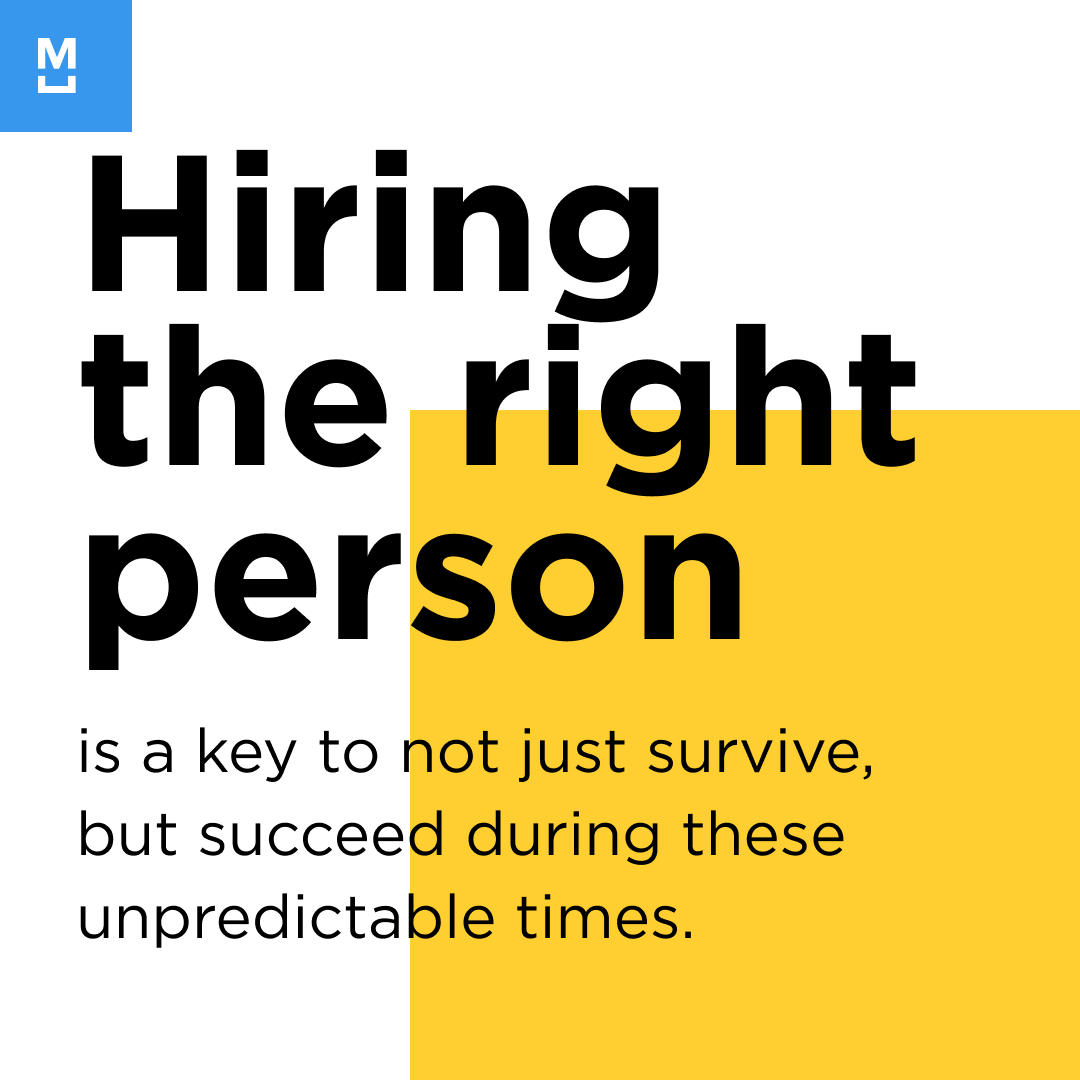 Checklist: How to improve your talent acquisition in and hire the right persons in 2021