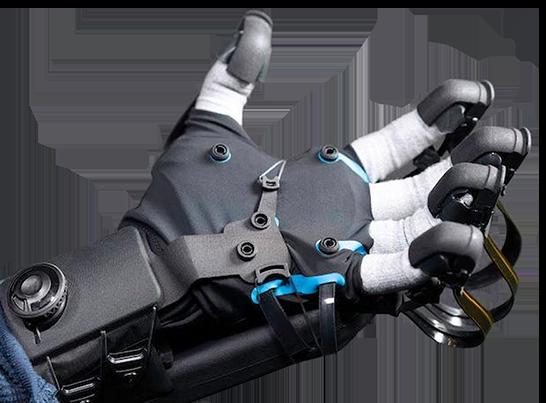VR Glove Haptics