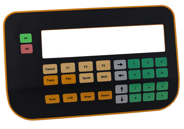 Industrial Automation HMI User Interface