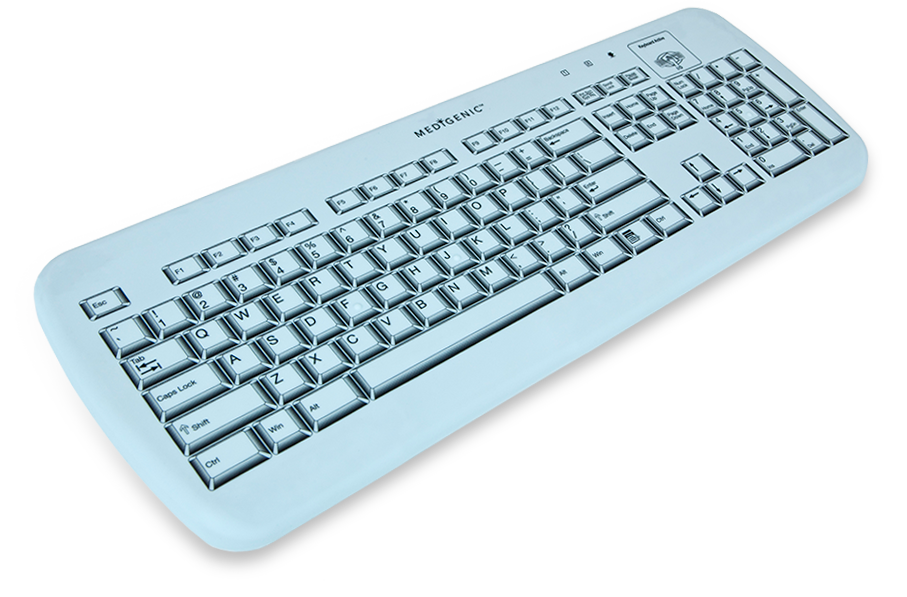 Medical Hospital Keyboard
