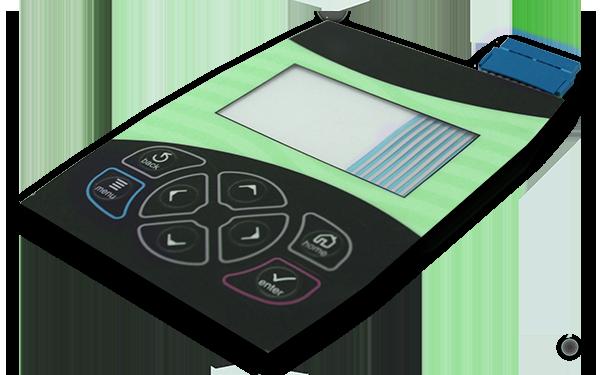 Membrane Keypads Buttons