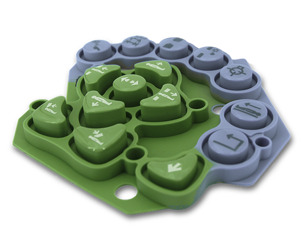 Silicone Elastomer Buttons and Keypads