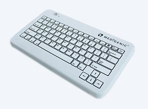 infection control wireless keyboard mini size