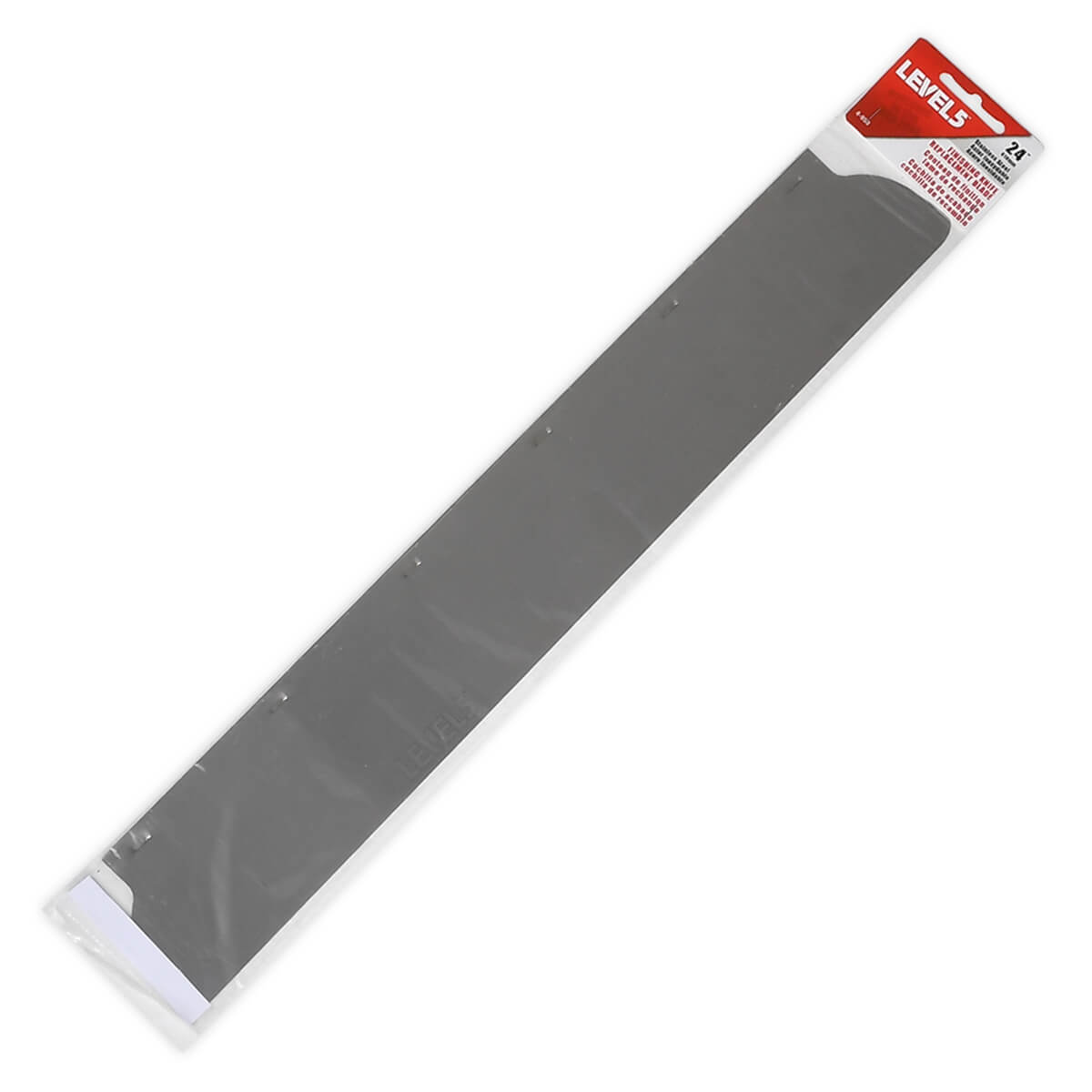 LEVEL5 24-Inch Drywall Skimming Blade Insert | 4-953