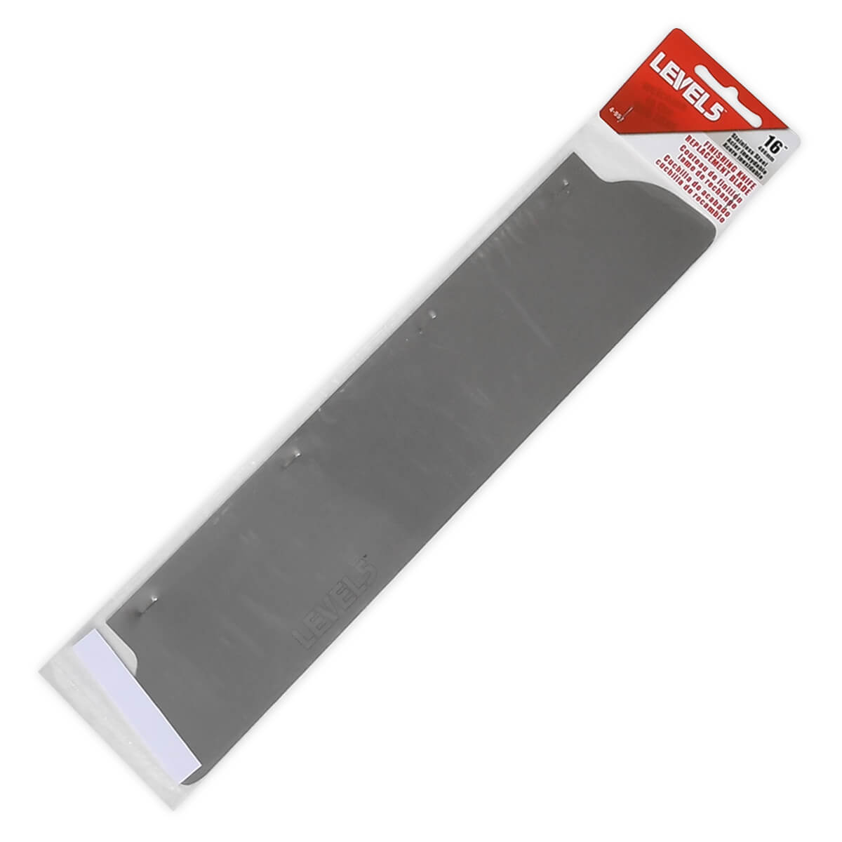 LEVEL5 16-Inch Drywall Skimming Blade Insert | 4-952