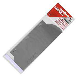 LEVEL5 10-Inch Drywall Skimming Blade Insert | 4-951