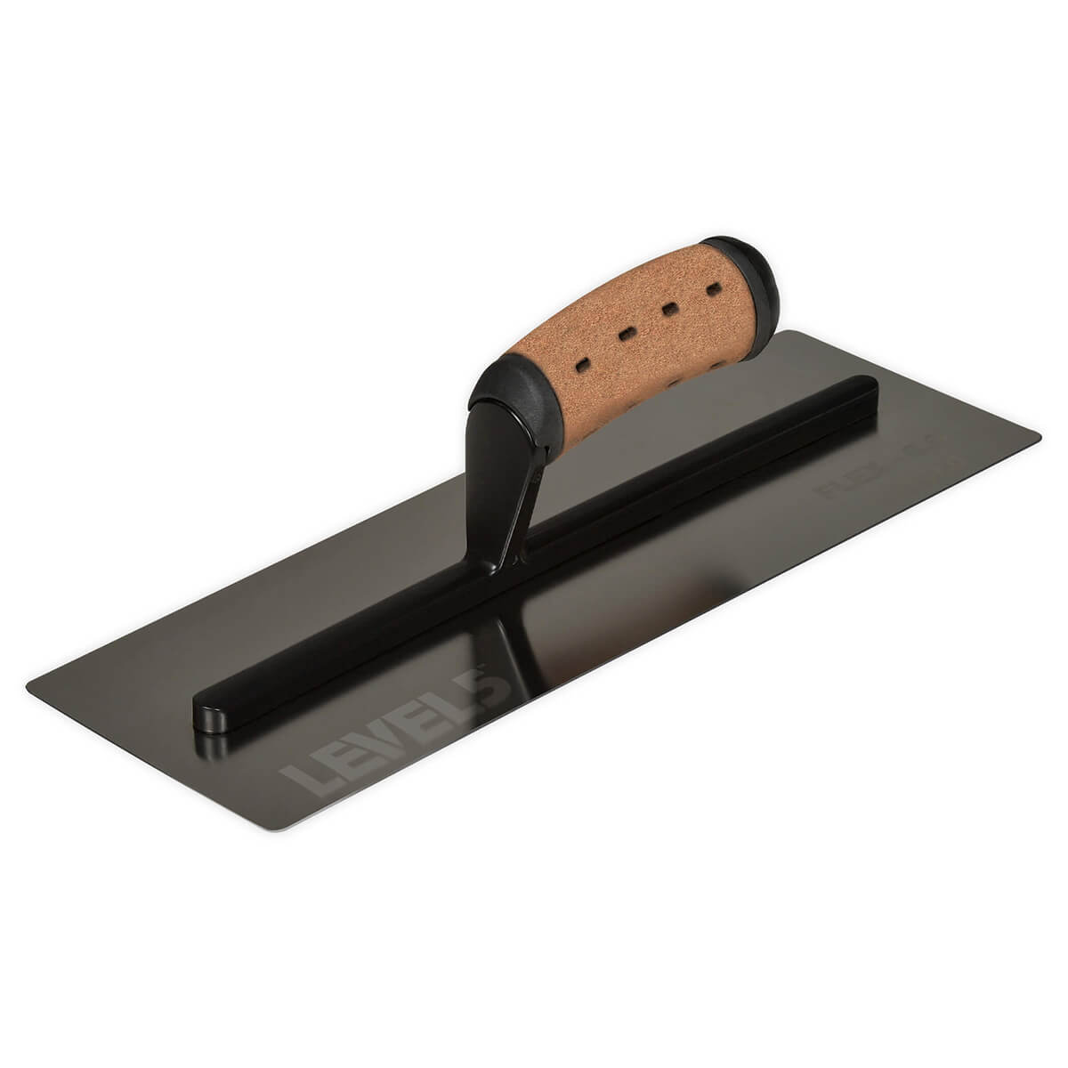 LEVEL5 14-Inch FLEX Finishing Trowel | 0.5mm Curved Blade | 4-989