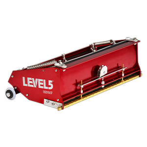 LEVEL5 12-Inch Drywall Flat Box | 4-766