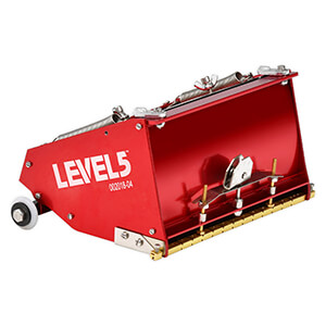 LEVEL5 7-Inch MEGA Drywall Flat Box | 4-767