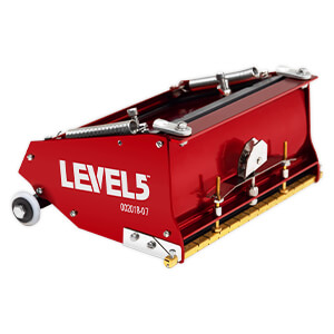 LEVEL5 7-Inch Drywall Flat Box | 4-764