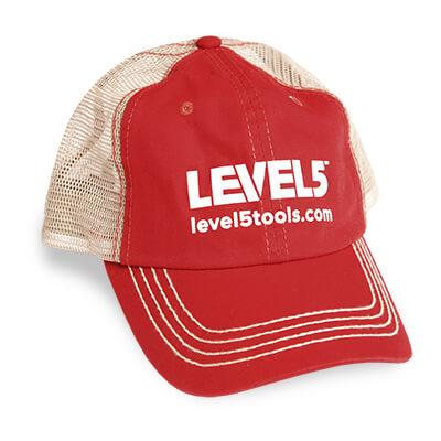 LEVEL5 Trucker's Hat
