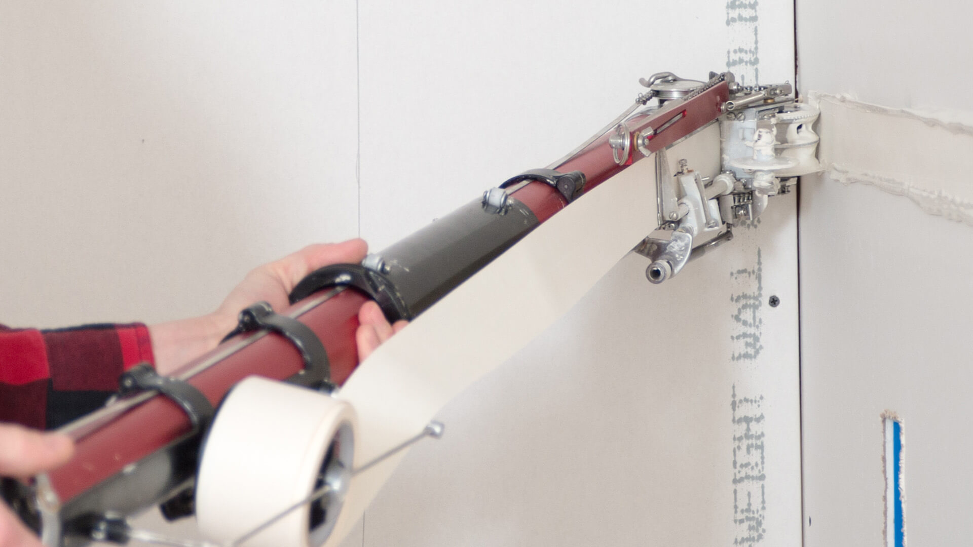 Automatic Drywall Taper Creaser Spring Replacement | LEVEL5
