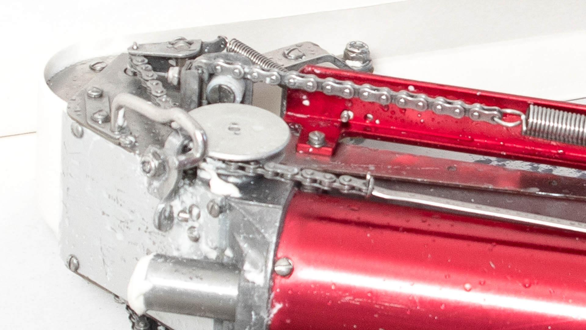 Automatic Taper Brake & Brake Pin Replacement