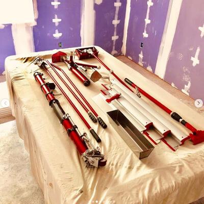 Drywall Taping Tool Set - @alexanderspecialty