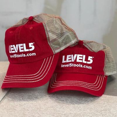 LEVEL5 Trucker Hat - @level5tools - 2