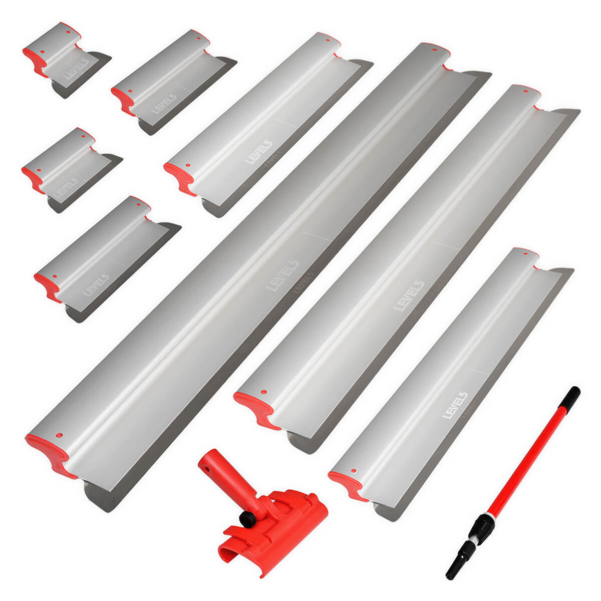 LEVEL5 Ultimate Drywall Skimming Blade Set | 5-446