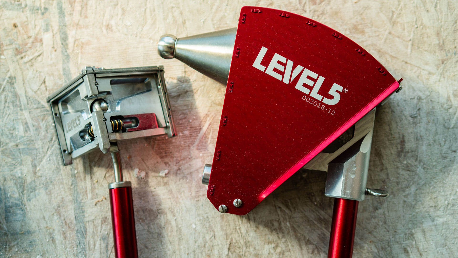 LEVEL5's 7-Year Automatic Tool Warranty