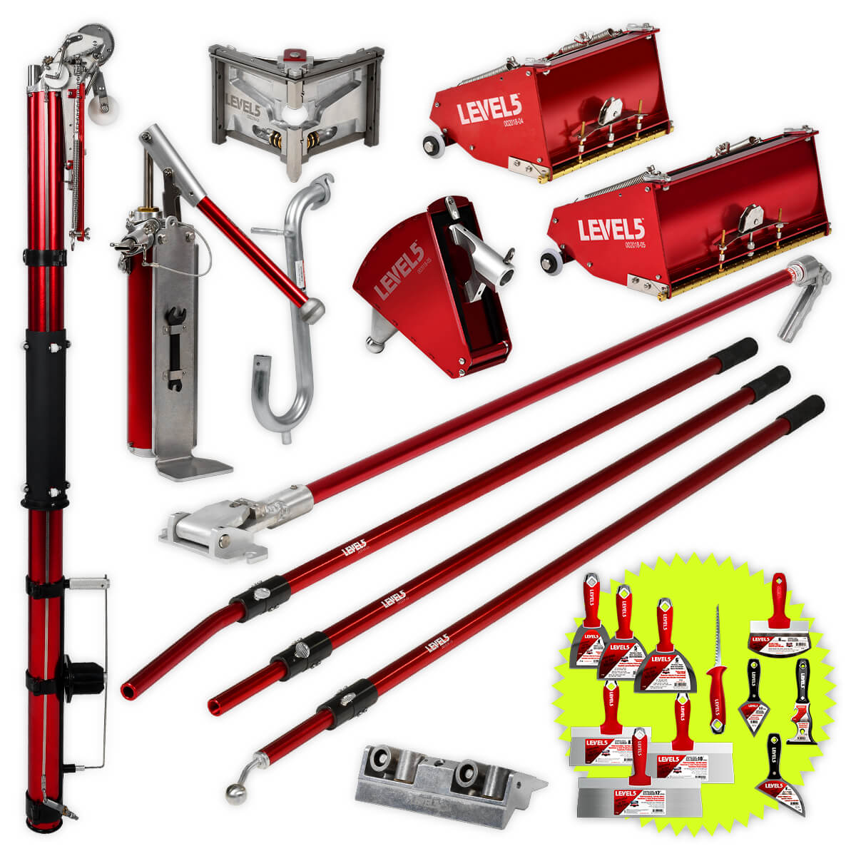 Drywall Taping Tool Set