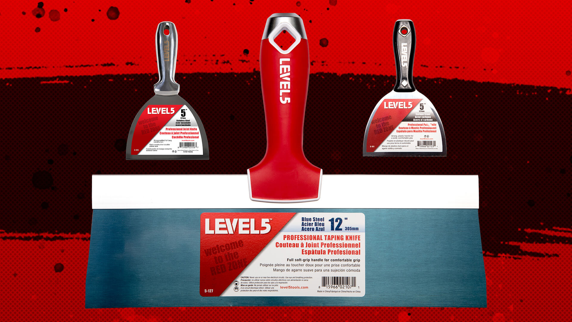 Stainless Steel Versus Carbon Steel Drywall Tools | LEVEL5