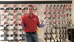 Lubricating Automatic Drywall Taping Tools