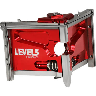 LEVEL5 3-Inch Drywall Corner Finisher | 4-733