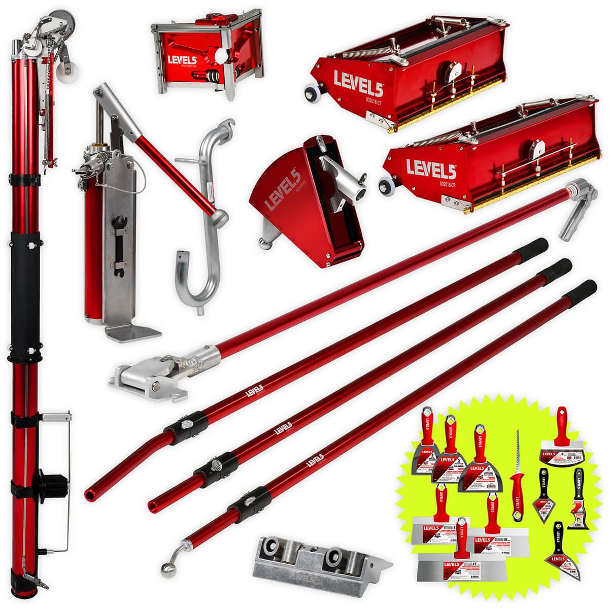 Drywall Taping Tool Set