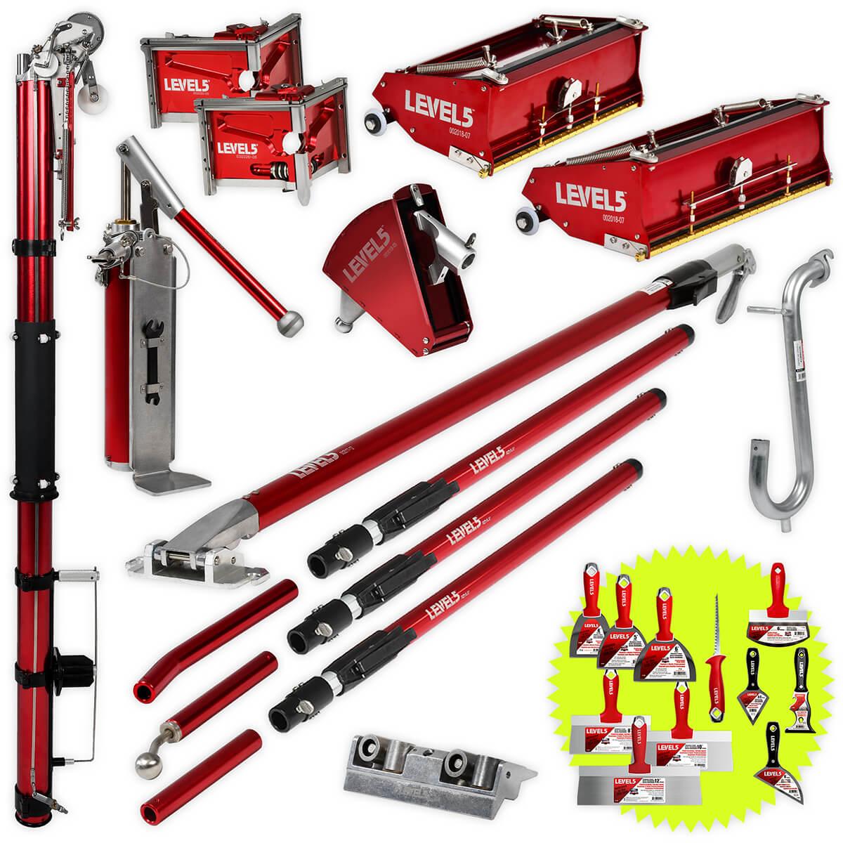 Pro Taping Tool Set