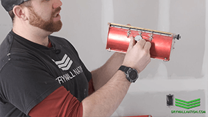 How to Set Up a Drywall Flat Box