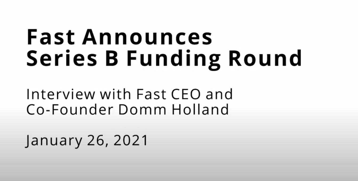 Series B Funding Announcement