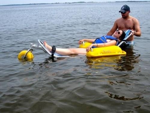 ATR Floating Beach Wheelchair