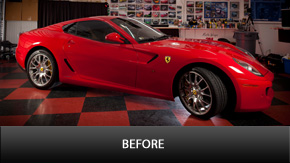 easons-to-Change-the-Color-of-Your-Car-Red