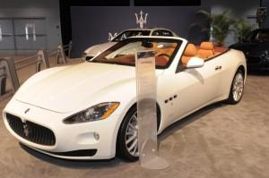 South Florida International Car Show 2011 Maserati