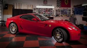 Ferrari 599 Color Change Wrap with 3M Scotchprint