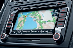Top navigation system features in luxury cars