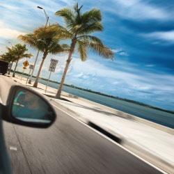 Best Cruising Roads in Miami