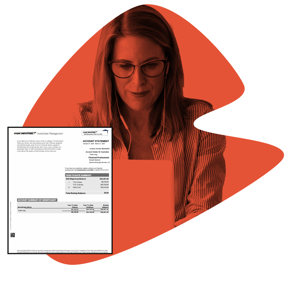 Financial advisor using Impira to automate annuity statement processing