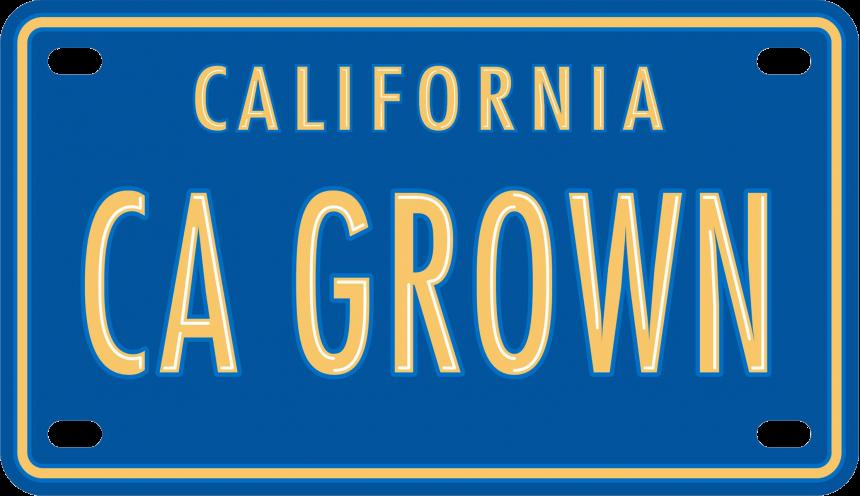 California Grown Logo