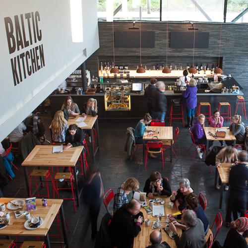 Baltic Kitchen, Newcastle Upon Tyne