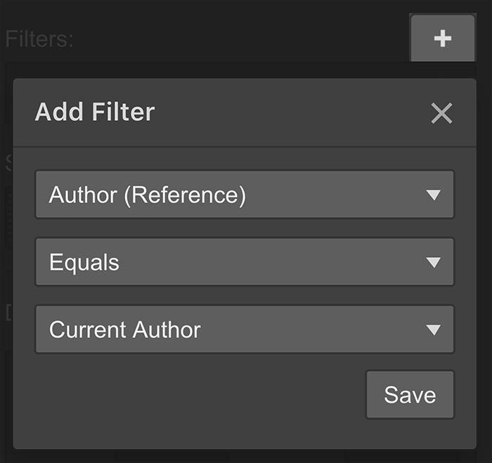 Filtering Collection Lists in Webflow
