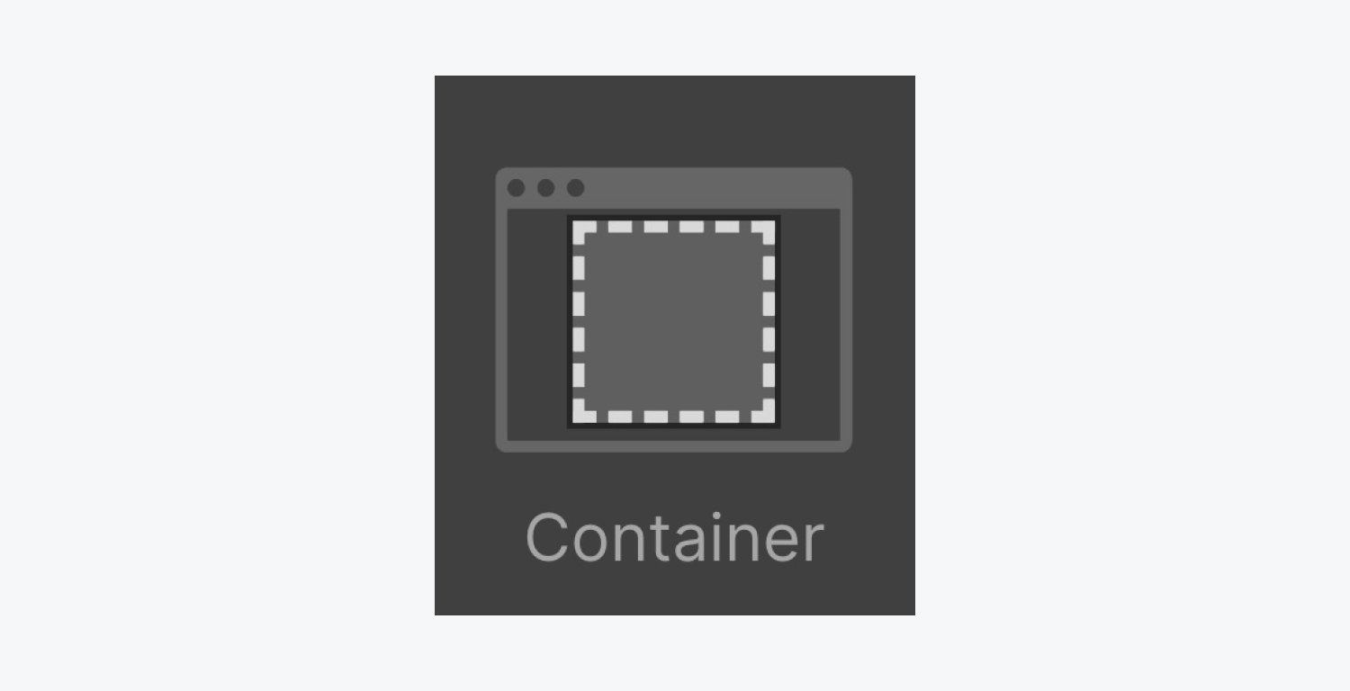 Container icon thumbnail